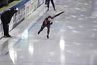 SPEEDSKATING: HEERENVEEN: 30-01-2021, IJsstadion Thialf, ISU World Cup II, 1500m Men Division B, Ethan Cepuran (USA), ©photo Martin de Jong