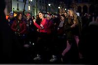 one billion rising paris (contro la violenza sulle donne)