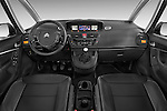 Straight dashboard view of a 2010 Citroen GRAND C4 PICASSO Millenium 5 Door Minivan 2WD