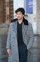 January 19 2018, PARIS FRANCE The Cerruti 1881 Show at the Fashion week<br /> Spring Summer 2018 at Palais Tokyo Paris.<br /> Top Model Andres Velencoso Segura is present.