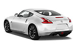 Car pictures of rear three quarter view of 2020 Nissan 370Z-Coupe 7A/T 0 Door Coupe Angular Rear