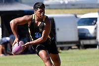 Touch – CSW Senior Tournament at Fraser Park, Lower Hutt, New Zealand on Wednesday 26 February 2020. <br /> Photo by Masanori Udagawa. <br /> www.photowellington.photoshelter.com