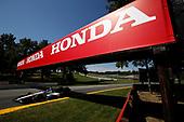2017-07-31 VICS Sebastien Bourdais tests his Dale Coyne Racing Honda