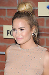 Demi Lovato attends The FOX ECO-CASINO PARTY held at The Bookbindery in Culver City, California on September 10,2012                                                                               © 2012 DVS / Hollywood Press Agency