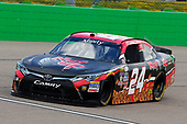 NASCAR XFINITY Series<br /> American Ethanol E15 250 presented by Enogen<br /> Iowa Speedway, Newton, IA USA<br /> Friday 23 June 2017<br /> Dylan Lupton, Nut Up Toyota Camry<br /> World Copyright: Russell LaBounty<br /> LAT Images