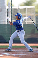 Jan Vazquez - Los Angeles Dodgers, 2009 Instructional League.Photo by:  Bill Mitchell/Four Seam Images..