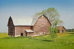 Old barn. Michigan.