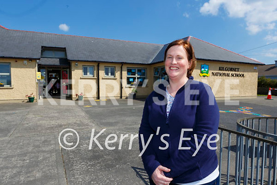 Maura O'Connor Principal of Kilgobnet NS Beaufort who is delighted that they will be getting funding to build two new Special Educational Needs rooms in the school
