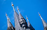 Tschechien, Prag, Teynkirche, Unesco-Weltkulturerbe