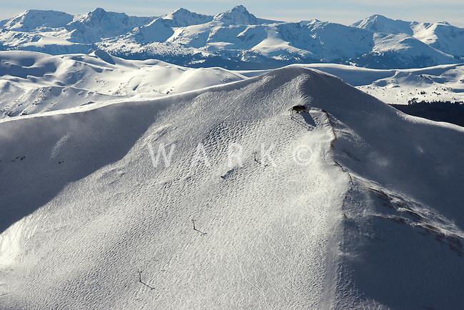 Peak 8 at Breckenridge, Colorado. March 2014.