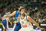 20141218 Euroleague Basketball Real Madrid v Anadolu Efes