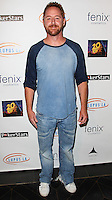 HOLLYWOOD, LOS ANGELES, CA, USA - SEPTEMBER 18: Scott Grimes arrives at the 'Get Lucky For Lupus' 6th Annual Poker Tournament held at Avalon on September 18, 2014 in Hollywood, Los Angeles, California, United States. (Photo by Celebrity Monitor)
