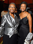 Dee Coleman and Cathy Coleman at the Ensemble Theatre Gala at the Hilton Americas Hotel Friday Aug. 15,2008. (Dave Rossman/For the Chronicle)