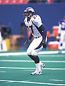 Denver Broncos Steve Atwater (27) during a game against the New York Giants at Giants Stadium in East Rutherford New Jersey on December 13, 1998 .The Giants beat the Broncos 20-16.  Steve Atwater played for 11 years with 2 different teams, was a 8-time Pro Bowler.
