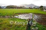 Fenit residents who are concerned about the Kerry County Council owned O'Sullivan's Field and it's future development.