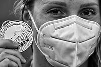BIANCHI Ilaria Italian Champion<br /> 100m Butterfly Women<br /> Roma 12/08/2020 Foro Italico <br /> FIN 57 Trofeo Sette Colli 2020 Internazionali d'Italia<br /> Photo Andrea Staccioli/DBM/Insidefoto
