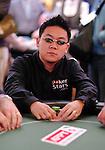 Pokerstars sponsored player Ivan Tan.