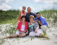 Beach photo shoot for Kristy Fretham