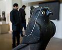 London, UK. 06.12.2014. Exhibit in the British Museum, London. Photograph © Jane Hobson.