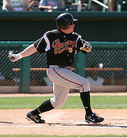 Paul McAnulty / Portland Beavers..Photo by:  Bill Mitchell/Four Seam Images