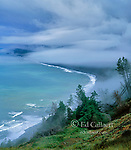 Clearing Storm, Usal Beach, Sinkyone Wilderness State Park, Lost Coast, Mendocino County, California