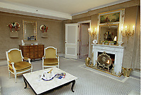 Montreal (qc) Canada - File Photo of the Montreal Ritz-Royal suite 810 where Elizabeth Taylor and Richard Burton, celebrated their wedding in 1964<br /> <br /> -Photo (c) Agence Quebec Presse