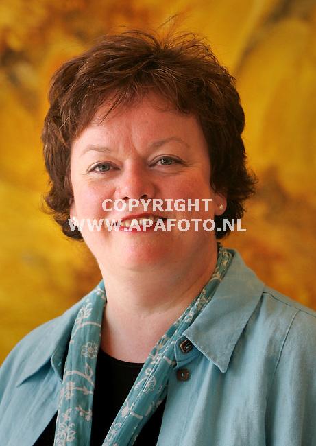 Velp, 290506<br />Marlies van Eede van De Hypotheker.<br />Foto: Sjef Prins - APA Foto