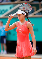 25-5-08, France,Paris, Tennis, Roland Garros, Ana Ivanovic