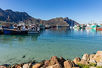 South Africa, Cape Town,Hout Bay harbour