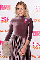 Lydia Bright<br /> at the Breast Cancer Care fashion Show 2016, London.<br /> <br /> <br /> ©Ash Knotek  D3193  02/11/2016