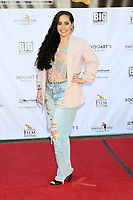 LOS ANGELES - SEP 25:  Katrina Cebreiro at the Catalina Film Festival Drive Thru Red Carpet, Friday at the Scottish Rite Event Center on September 25, 2020 in Long Beach, CA