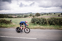 Chad Haga (USA/Sunweb)<br /> Elite Men Individual Time Trial<br /> from Northhallerton to Harrogate (54km)<br /> <br /> 2019 Road World Championships Yorkshire (GBR)<br /> <br /> ©kramon