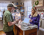 Country Roads Christmas - local businesses in the North Quabbin Region celebrate Christmas in their stores