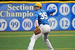 Kennedy at Cranford, varsity, baseball 2017, state finals