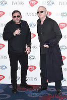 Shaun Ryder (Happy Mondays)<br /> arrives for the 2016 Ivor Novello Awards at the Grosvenor House Hotel, London.<br /> <br /> <br /> ©Ash Knotek  D3121  19/05/2016