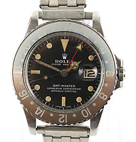 Rolex watch designed worn by Bond girl Pussy Galore in the classic film Goldfinger is up for sale