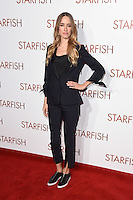 "Rita Gedmintas<br /> at the ""Starfish"" UK premiere, Curzon Mayfair, London.<br /> <br /> <br /> ©Ash Knotek  D3190  27/10/2016"