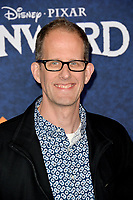 "LOS ANGELES, CA: 18, 2020: Pete Docter at the world premiere of ""Onward"" at the El Capitan Theatre.<br /> Picture: Paul Smith/Featureflash"