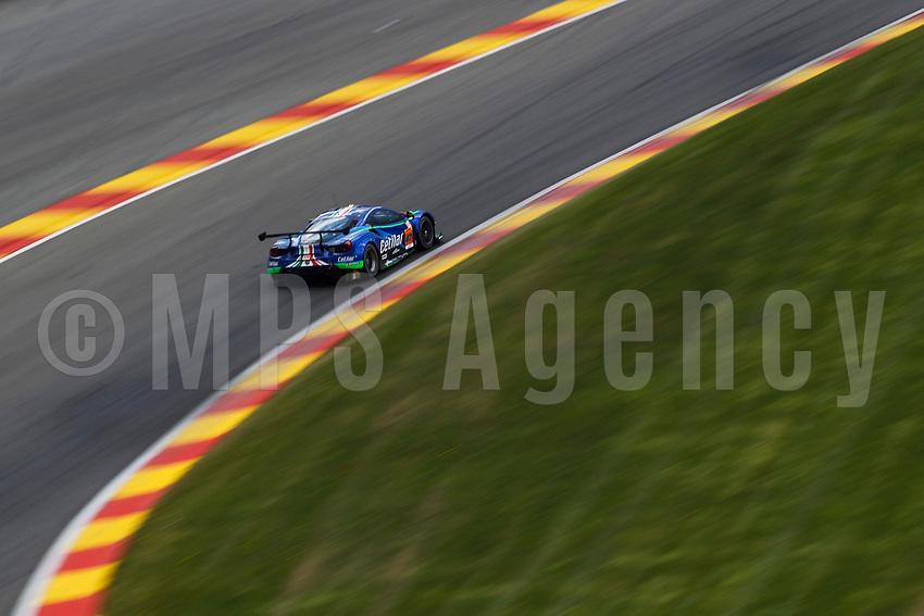 #47 CETILAR RACING (ITA) - FERRARI 488 GTE EVO - LMGTE AM - ROBERTO LACORTE (ITA) / GIORGIO SERNAGIOTTO (ITA) /ANTONIO FUOCO (ITA)