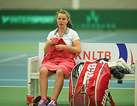 Rotterdam, The Netherlands, March 18, 2016,  TV Victoria, NOJK 14/18 years, Margo Verbeet (NED)<br /> Photo: Tennisimages/Henk Koster