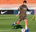 Atletico de Madrid's Felipe Augusto during training session. September 21,2020.(ALTERPHOTOS/Atletico de Madrid/Pool)
