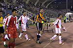 Lebanon vs Indonesia during the Olympic Preliminary Qualifier match. Photo by World Sport Group