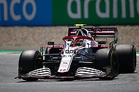#99 Antonio Giovinazzi; Alfa Romeo Racing. Formula 1 World championship 2021, Austrian GP July 3rd 2021<br /> Photo Federico Basile / Insidefoto