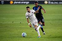 SAN JOSE, CA - SEPTEMBER 05: Younes Namli #21 during a game between Colorado Rapids and San Jose Earthquakes at Earthquakes Stadium on September 05, 2020 in San Jose, California.