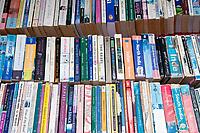 India, Rishikesh.  Used Books for Sale.