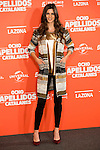 "Spanish actress Clara Lago during the presentation of the film ""Ocho Apellidos Catalanes"" in Madrid, November 17, 2015.<br /> (ALTERPHOTOS/BorjaB.Hojas)"