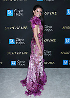 SANTA MONICA, CA - OCT 7:  Miss Tara at the City Of Hope Spirit Of Life Gala 2019 at the Barker Hangar on October 7. 2019 in Santa Monica, California. (Photo by Xavier Collin/PictureGroup)