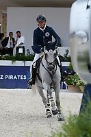 10th September 2021; Circo Massimo Stadium Rome, Italy; Longines Global Equestrian Champions Tour:  Olivier Robert