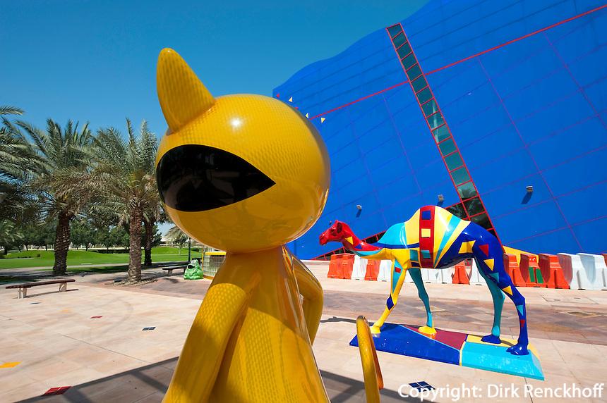Children City, Dubai, Vereinigte arabische Emirate (VAE, UAE)