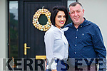 Ciara Cotter and dan Abbott who were due to marry on Thursday the 9th of April at Ballyseede Castle Hotel.